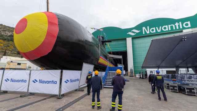 Así es el S-81, el nuevo submarino de las Fuerzas Armadas de España