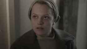 Elisabeth Moss en la temporada 4 de 'El cuento de la criada'.