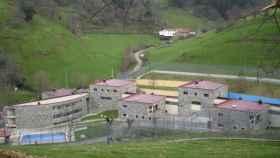 Imagen del centro de menores de Ibaoindo (Guipúzcoa) donde K. M. estuvo antes de ir al piso tutelado.