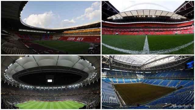 Las sedes de la Eurocopa: descubre la lista definitiva de los estadios