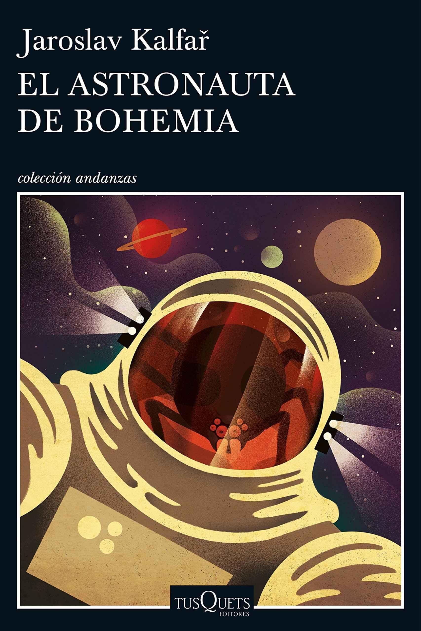 'El astronauta de Bohemia'.