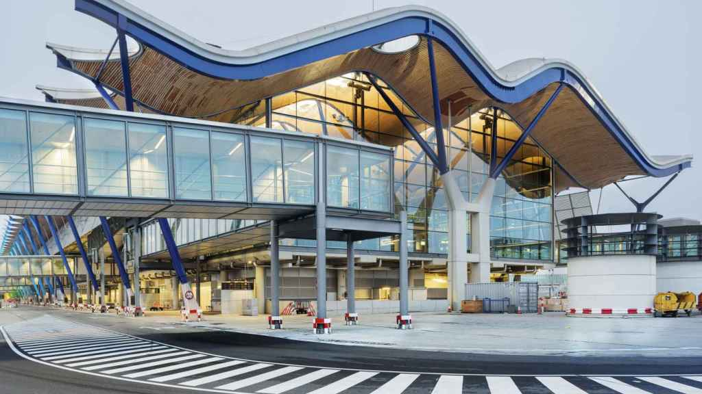 Terminal T4 de Barajas.