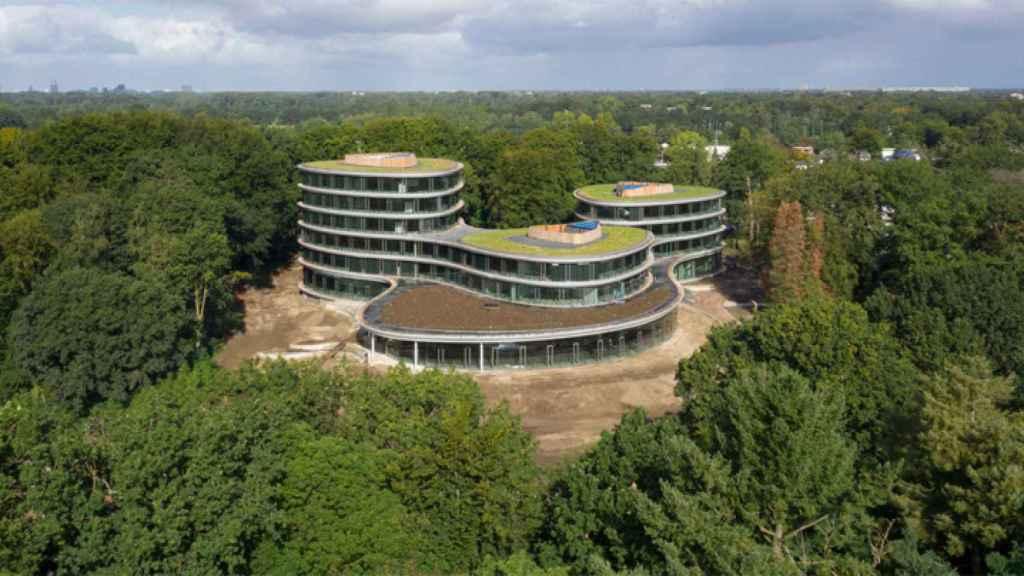 Sede de Triodos Bank en Países Bajos.