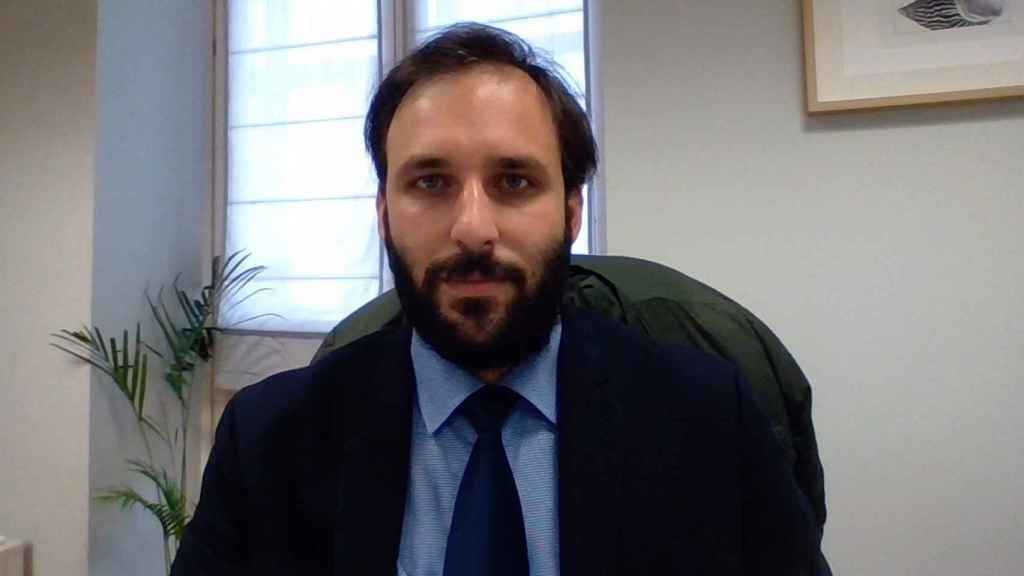 El abogado vallisoletano Antonio Berdugo.