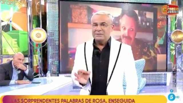 Jorge Javier atiza a 'MasterChef' por fichar a Victoria Abril: ¿Programa blanco? Tururú