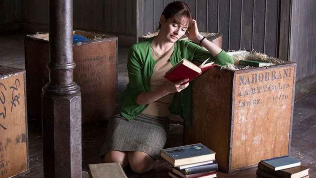 Fotograma de la película 'La librería'.
