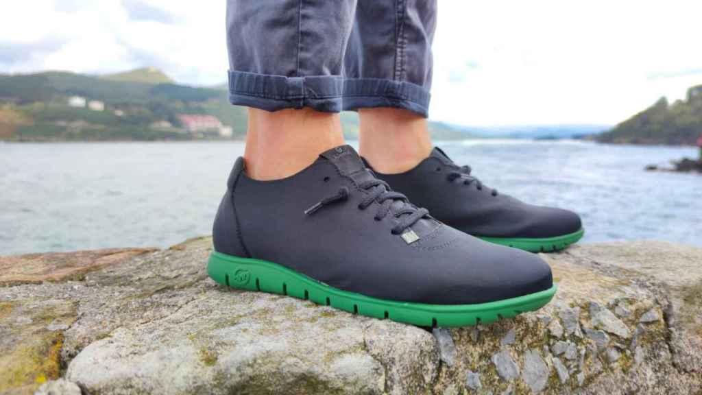 La innovación es lo que mejor define a la empresa de calzado sostenible 'Slowwalk'