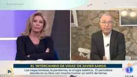 Norma Duval reprende a Javier Sardà por sus contenidos en Crónicas Marcianas: Pide perdón