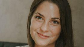 Julia Jiménez, dietista-nutricionista y autora del libro 'Otra nutrición es posible'.