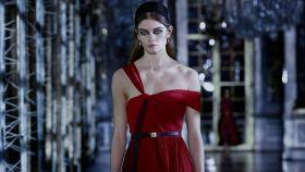 La propuesta de Dior en su último desfile en París el pasado mes de marzo.