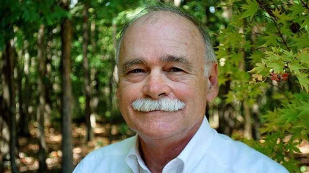 El escritor Tim Gautreaux.