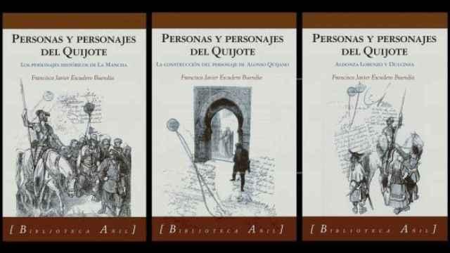 Personajes y personajes del Quijote.