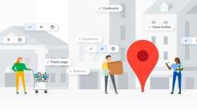Google Maps ya detalla las tiendas y negocios donde puedes ir a reciclar