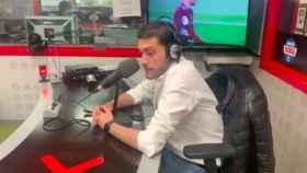 Jorge Calabrés, en Radio MARCA