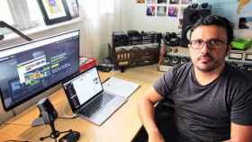 Luis Ahumada, fundador y director de Mediastream.