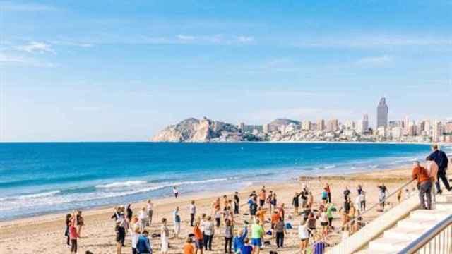 Maroto dice que los españoles pueden ya planificar sus vacaciones de verano
