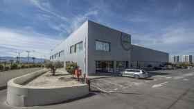 Instalaciones de Laboratorios Rovi en el Parque Tecnológico de la Salud de Granada.