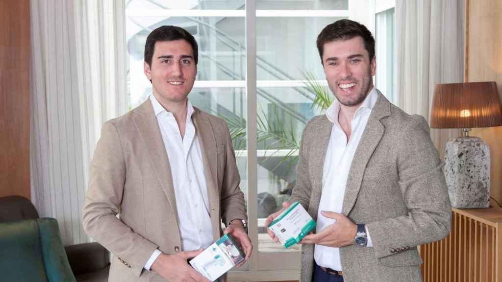 Miguel Pascual y Gonzalo Díaz, cofundadores de Rypo.