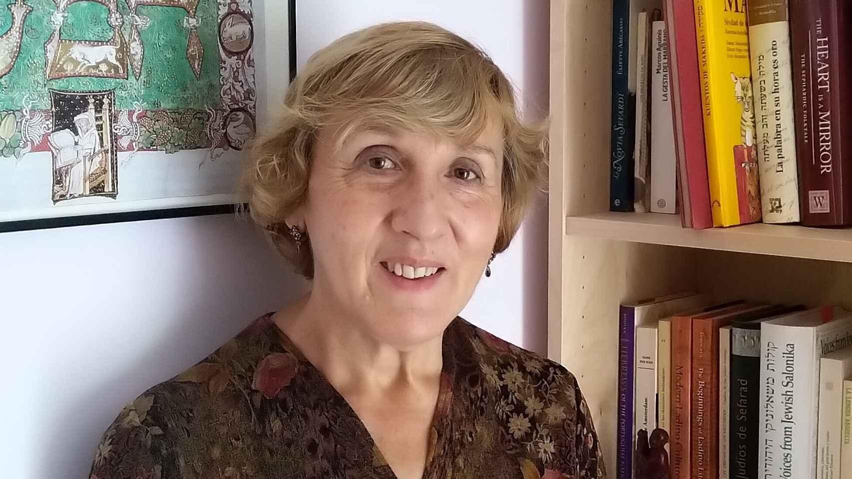 La escritora Paloma Díaz-Mas.