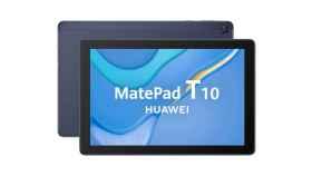 Así es la Huawei MatePad T 10.