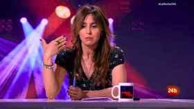 Carmen Morodo en el programa el pasado lunes.