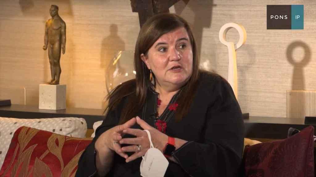 Teresa Riesgo, presidenta del CDTI.