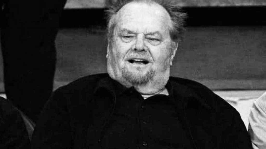 Nicholson, a sus 84.