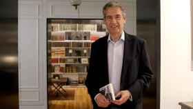 Juan Antonio de Castro, en la entrevista con EL ESPAÑOL.