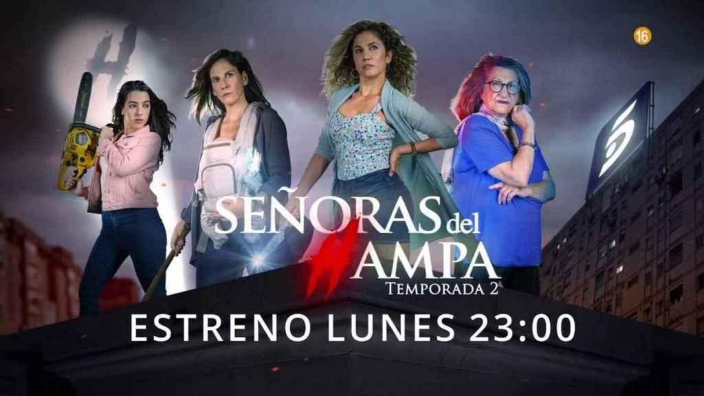 Telecinco retira 'El precio justo' de la noche del lunes para estrenar 'Señoras del (h)AMPA'