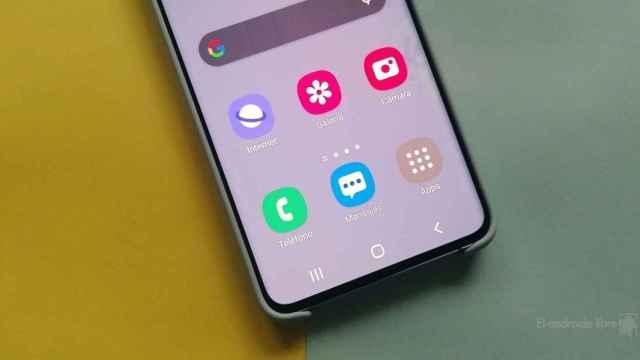 Cómo bloquear el diseño de la pantalla de inicio en tu móvil Samsung
