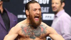 Conor McGregor, el luchador irlandés de la UFC