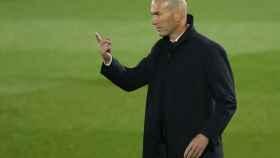 Zidane analiza en rueda de prensa el empate del Real Madrid ante el Betis