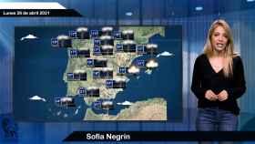 El tiempo en España para el lunes 26 de abril.