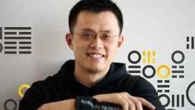 Changpeng Zhao, fundador y consejero delegado de Binance.