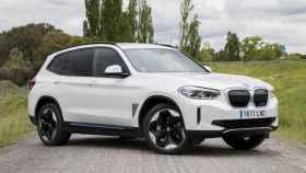 Nuevo BMW iX3, un SUV eléctrico de gran tamaño y 460 kilómetros de autonomía.