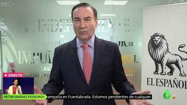 Pedro J Ramírez en La Sexta