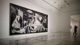 Pablo Picasso pintó el 'Guernica' para el pabellón español de la Exposición Internacional de París de 1937.