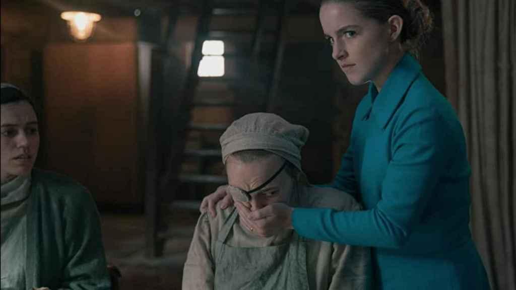 Mckenna Grace es el fichaje de la temporada 4 de 'El cuento de la criada'.