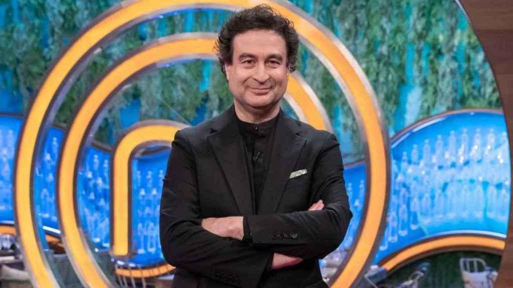 Pepe Rodríguez asegura que se equivocaron fichando a Saray en 'MasterChef 8'.