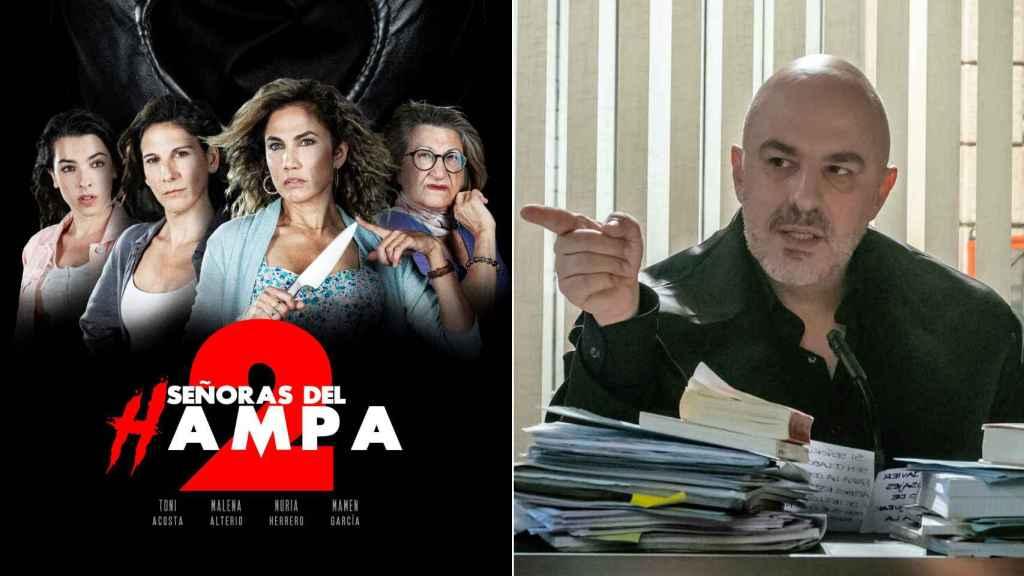 'Señoras del (h)AMPA' contra 'Caronte': la inédita guerra de series españolas en Mediaset