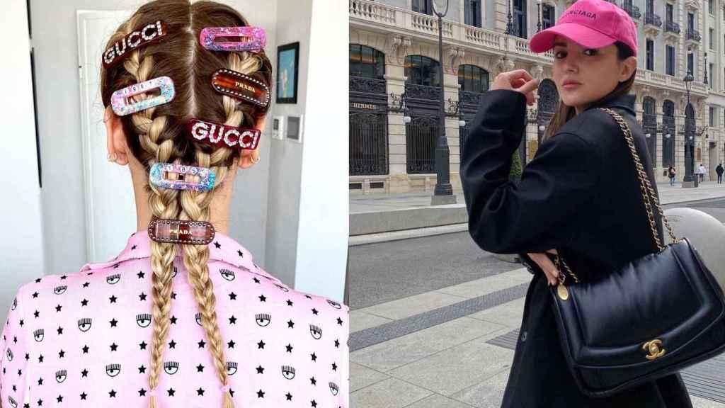 Chiara Ferragni y Alexandra Pereira se suman a esta moda capilar.