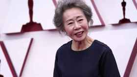 Yuh-Jung Youn es la ganadora del Oscar a la mejor actriz secundaria.