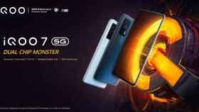 Nuevos iQOO 7 y 7 Legend: características, fotos, precios…