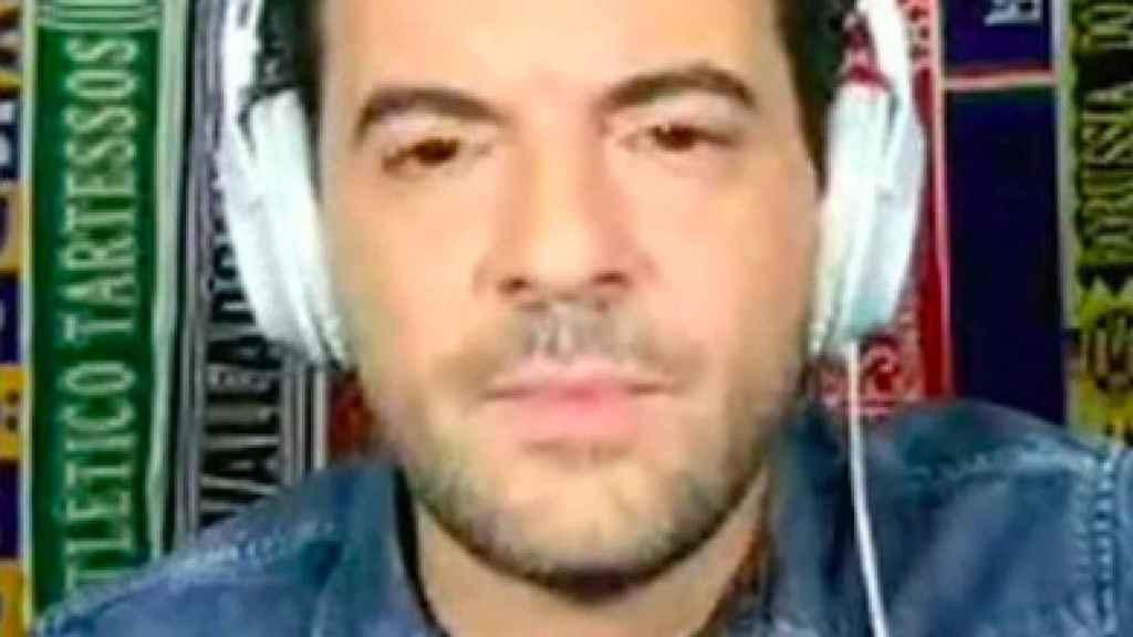 Nacho Peña, en El Bunker CF