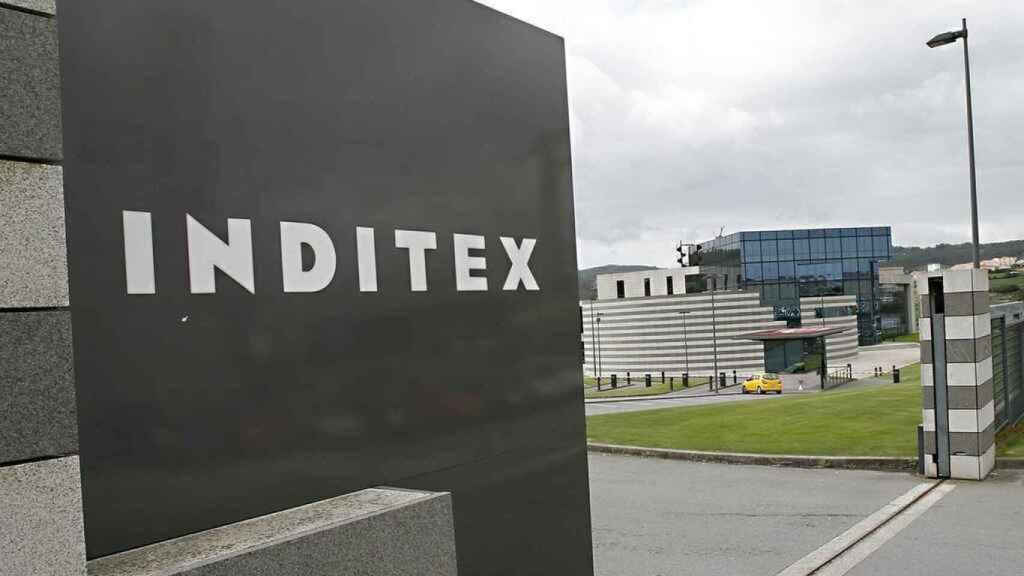 Instalaciones de Inditex en A Coruña.