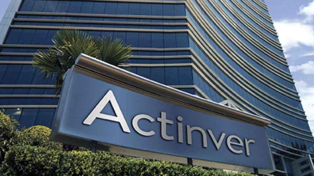 Sede de Actinver (México).