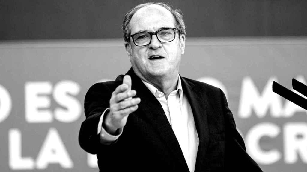 El candidato socialista a presidir la Comunidad de Madrid, Ángel Gabilondo.