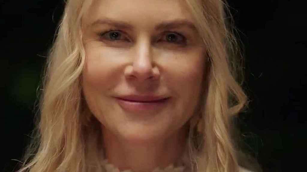 Nicole Kidman en el tráiler de 'Nine Perfect Strangers'.