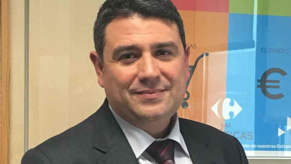 José Antonio Santana, CIO de Carrefour España