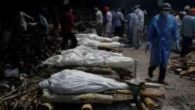 La India se ha convertido en el epicentro mundial de la pandemia.